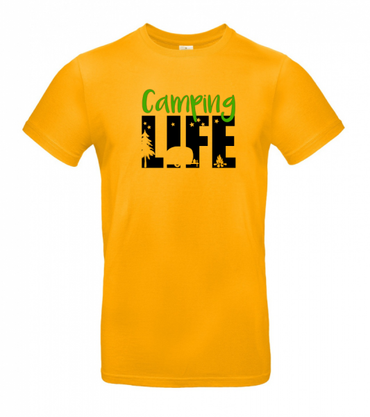 CAMPING LIFE - Camping T-Shirt (Unisex)