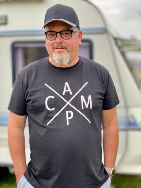 CAMP - Herren Camping Bekleidung - T-Shirt