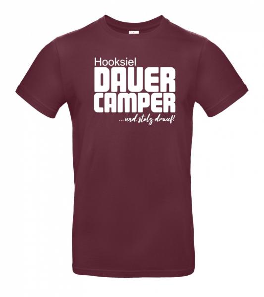 Hooksiel Camping - Geschenkidee für Camper (Unisex T-Shirt)