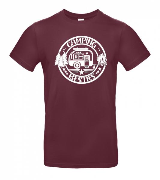 CAMPING BESTIES - Cool Camping T-Shirt (Unisex)