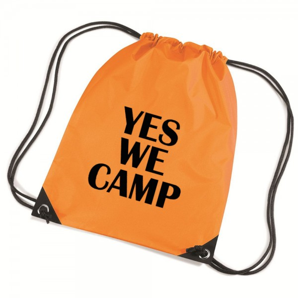 YES WE CAMP - Camping Rucksack