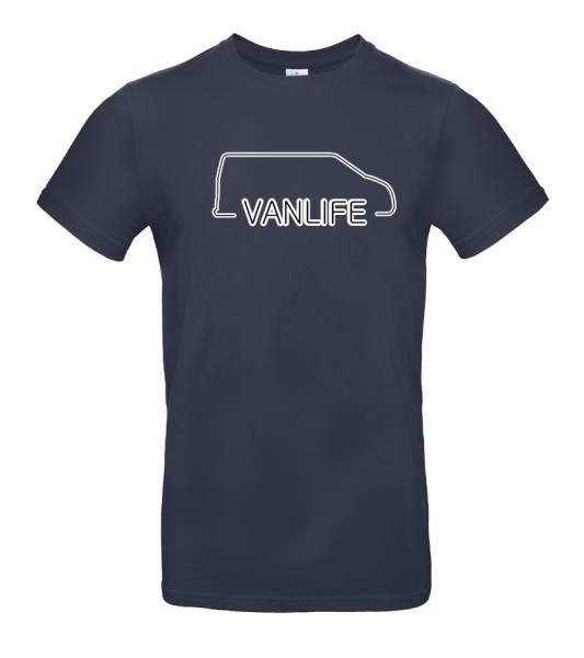 T5 CAMPER - VANLIFE - Camping T-Shirt für Camper mit Humor!
