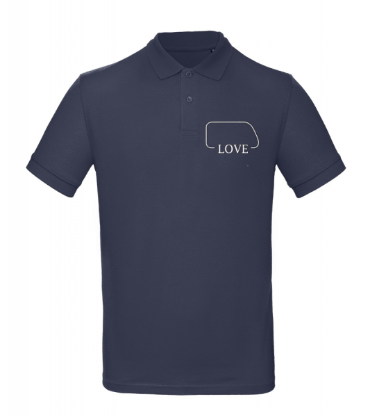 CAMPER LOVER - Cool Camping Poloshirt (Unisex)