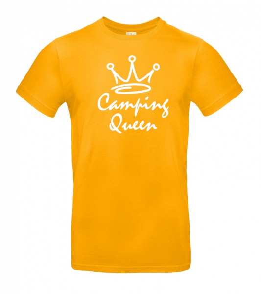 Camping Queen - Camping T-Shirt (Unisex)
