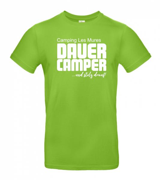 Camping Les Mures - Geschenkidee für Camper (Unisex T-Shirt)