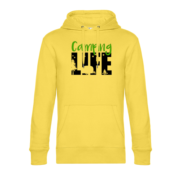 CAMPING LIFE - Cool Camping Hoodie (Unisex)