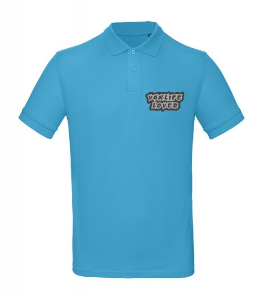 VANLIFE LOVER - Cool Camping Poloshirt (Unisex)