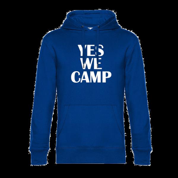 YES WE CAMP - Cool Camping Hoodie
